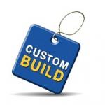 Custom Made Industrial Door