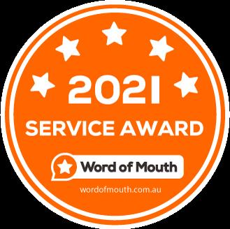 WOMO Service Award 2021